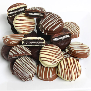 Chocolate-covered-oreo-cookies