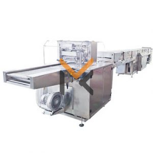 Read more about the article TC200 chocolate enrobing system installed