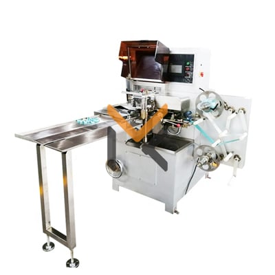Chocolate foil wrapping machine 2152 1
