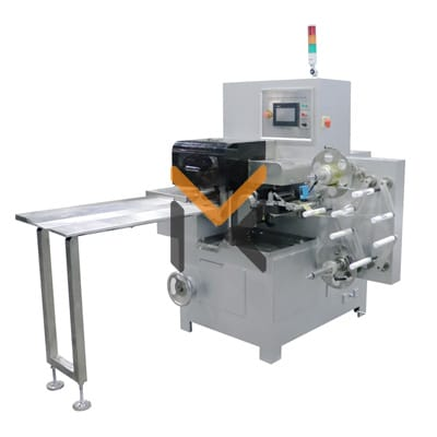 Chocolate foil wrapping machine 2152 2