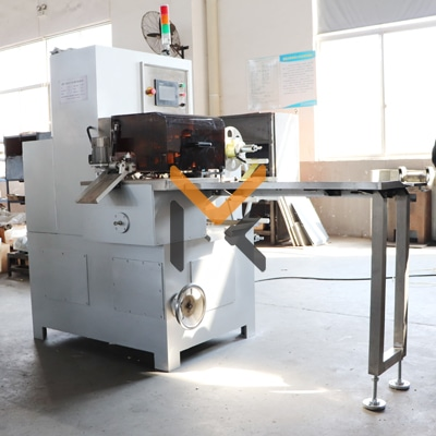 Chocolate foil wrapping machine 2152 3