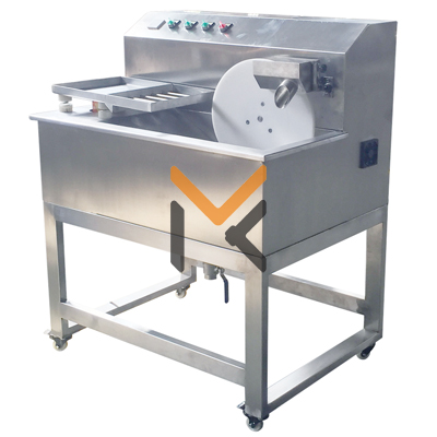 Chocolate tempering machine 2152 3