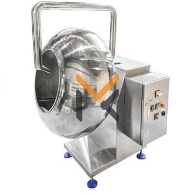 chocolate coating machine 2152 3