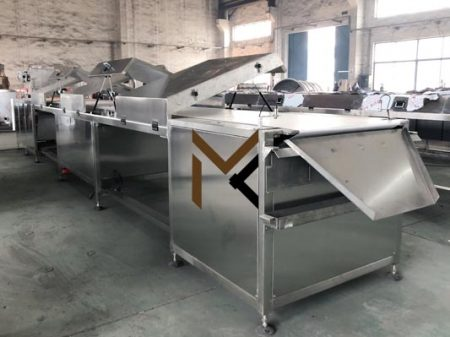 chocolate-chips-machine-for-chinese-customer-1